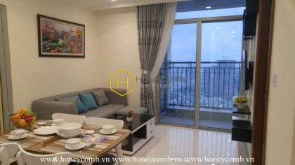 Exceptional lifestyle with this wonderful 2 bedroom-apartment from Vinhomes Central Park