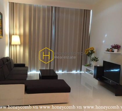 Classy high-storey 2 bedrooms apartment in The Vista An Phu