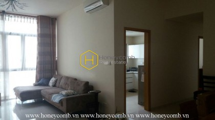 Simple 2 beds apartment in The Vista for rent