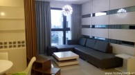 Cho thuê căn hộ 2 phòng ngủ Pearl Plaza, view trung tâm