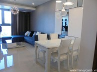 High floor 2 bedrooms apartment for rent in Pearl Plaza