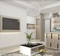 Cool apartment for rent in Masteri Thao Dien
