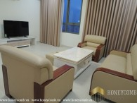 Masteri Thao Dien apartment for rent on high floor