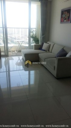 Thao Dien Pearl apartment for rent, 2 bedroom, high floor