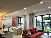Duplex 3 bedrooms apartment modern style in Masteri Thao Dien