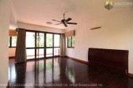 Pleasing apartment with 4 spacious bedrooms in Villa Thao Dien District 2