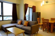 Masteri Thao Dien 2 bedrooms apartment full furnished for rent