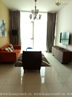 2 beds apartment with river view in The Vista for rent