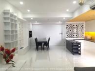 Tropic Garden 3 bedrooms apartment with low floor for rent