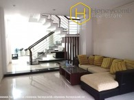 Spacious and luxury 4 bedrooms villa for rent in District 2