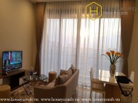 2 bedoom apartment with river view in The Nassim Thao Dien