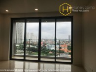 2 bedroom and no full content in The Nassim Thao Dien for rent