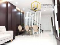 Modern house in Thao Dien