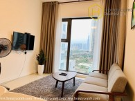 Cozy and cheerful 1 bedrooms apartment in GatewayThao Dien