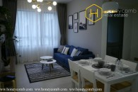 Beautiful floral decorated 1 bedrooms apartment in Masteri Thao Dien