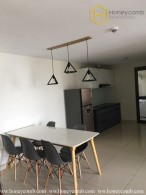 Open space contemporary-style 3 bedroom apartment in Masteri Thao Dien