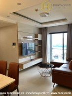 Great!!! Fully furnished 3 bedrooms apartment in New City Thu Thiem