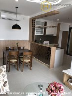 Wonderful !!! 3 bedrooms apartment in New City Thu Thiem for rent