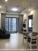 Homey with 2 bedrooms apartment in New City Thu Thiem for rent