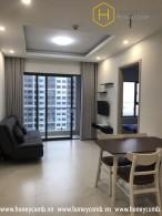 Ấm cúng với căn hộ 2 phòng ngủ cho thuê tại New City Thủ Thiêm