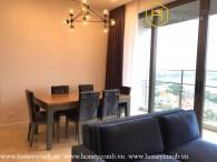 Căn hộ 3 phòng ngủ Nassim Thảo Điền với tầm nhìn ra sông cho thuê