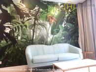 Căn hộ The Nassim Thảo Điền với 1 phòng ngủ, đầy đủ nội thất và không gian ấm cúng cho thuê
