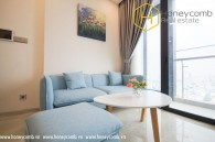 Cozy and cheerful with 2 bedrooms apartment in Vinhomes Central Park for rent