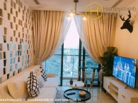 Luxurious and Modern with 2 bedrooms in Vinhomes Central Park