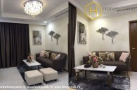 Convenient 3 bedrooms apartment in Vinhomes Central Park for rent