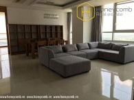 Simple style with 3 bedrooms in Xi Riverview Palace
