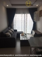 Pretty! 2bedrooms apartment in New City Thu Thiem