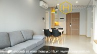 Bright with 2 bedrooms apartment in New City Thu Thiem for rent