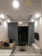 Căn hộ 1 phòng ngủ hoàn toàn mới ở New City cho thuê