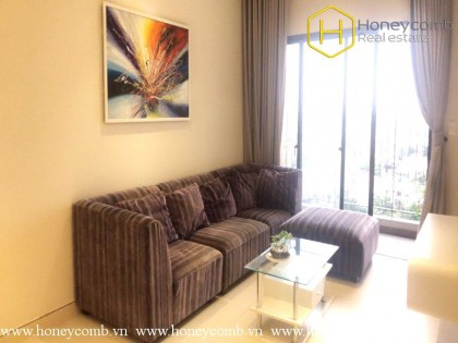 Commodious 3 bedrooms apartment in Masteri Thao Dien