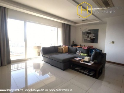 Convenient and cozy 3 bedrooms in Xi Riverview for rent