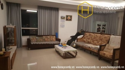 Simple with 3 bedrooms apartment in Xi Riverview