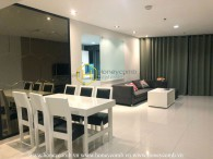 The cozy and spacious 3 bedroom-apartment in City Garden