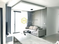 Luxury light theme apartment in Estella Heights