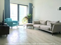 Nice furnished 2 bedrooms apartment in Gateway Thao Dien