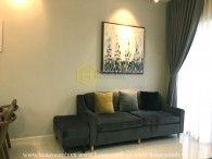 Fully-furnished apartment with modern design in Masteri An Phu