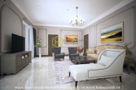 The PENTHOUSE of your DREAM is right in Masteri An Phu – Light filled charm – Highly luxury design!