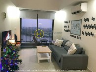 Masteri Thao Dien 2-bedrooms apartment with river view