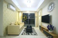 Masteri Thao Dien 2 bedrooms apartment with high floor and city view for rent