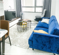 Delightful and enchanting 2 bedrooms apartment in Masteri Thao Dien