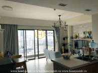 Special apartment with 2 bedrooms in Masteri for rent