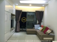 Love at first sight! Ingenious 3 bedrooms apartment in Masteri Thao Dien