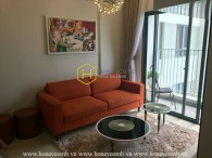 2 beds apartment pool view and high floor in Masteri for rent