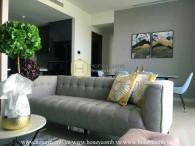Thiết kế hiện đại & căn hộ trang trí quyến rũ cho thuê tại The Nassim Thảo Điền