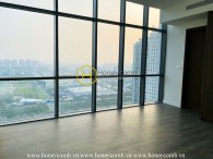 Spacious unfurnished PENTHOUSE in Nassim Thao Dien awaits you to design it yourself