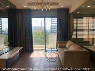 This 3 bedroom-apartment with bright design is still available in The Sun Avenue